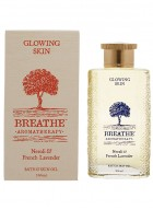 Breathe Aromatherapy Glowing Skin Bath And Skin Oil
