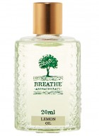 Breathe Aromatherapy Lemon Oil