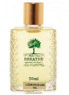 Breathe Aromatherapy Lemongrass Oil