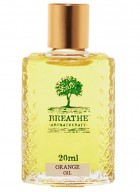 Breathe Aromatherapy Orange Oil