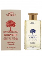 Breathe Aromatherapy Anti Wrinkle Bath And Skin Oil