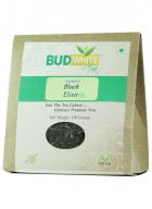 BudWhiteTeas Black Elixir Tea (100 Gms Pack)