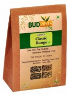 BudWhiteTeas Combo Pack of Tea in Classic Range Flavors (4x12.5 Gms Loose Tea)