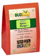 BudWhiteTeas Combo Pack of Tea in Spices Flavors (4x12.5 Gms Loose Tea)