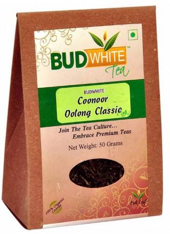 BudWhiteTeas Coonoor Oolong Classic Tea (50 Gms Pack)
