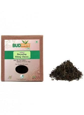 BudWhiteTeas Darjeeling Oolong Classic Tea (50 Gms Pack)