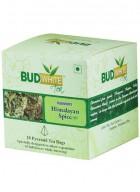 BudWhiteTeas Himalayan Spice Herbal Tea (20 Pyramid Tea Bags)