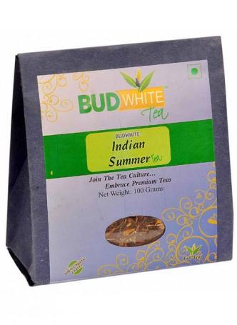 BudWhiteTeas Indian Summer Tea (100 Gms Pack)