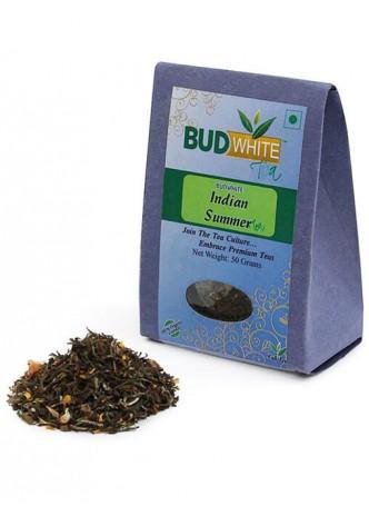 BudWhiteTeas Indian Summer Tea (50 Gms Pack)