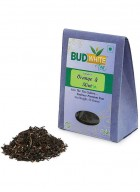 BudWhiteTeas Orange & Mint Tea (50 Gms Pack)