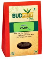 BudWhiteTeas Peach Tea (50 Gms Pack)