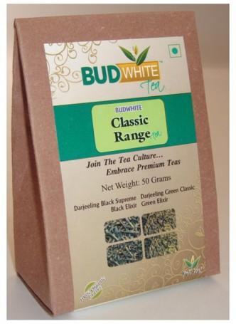 Budwhite Teas Classic Tea Combo -50 Gm Loose