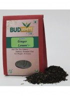 Budwhite Teas Ginger Lemon Tea-50 Gm Loose