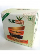 Budwhite Teas Ginger Lemon Black Tea-20 Pyramid Teabags