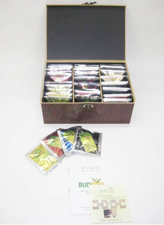Budwhite Teas Executive Gift Set