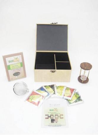 Budwhite Teas Special Gift Set - 4