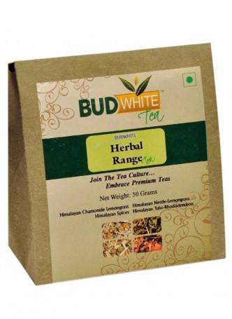 Budwhite Teas Herbal Tea Combo -50 Gm Loose