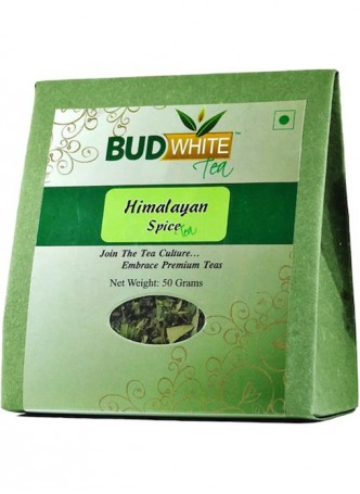 Budwhite Teas Himalayan Spice Tea-50 Gm Loose