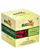 Budwhite Teas Tulsi Rhododendron tea-20 Pyramid Teabags
