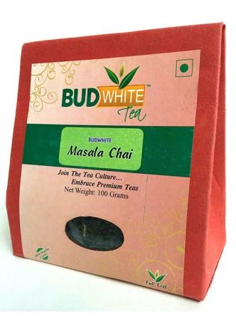 Budwhite Teas  Masala Chai-100 Gm Loose