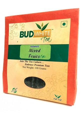 Budwhite Teas Mixed Fruits Tea-100 Gm Loose