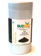 Budwhite Teas Roasted Green Tea-50 Gm Loose Tin