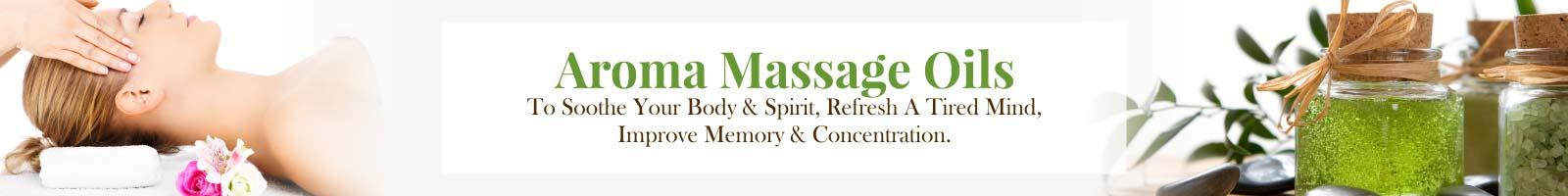 Aroma Massage Oils