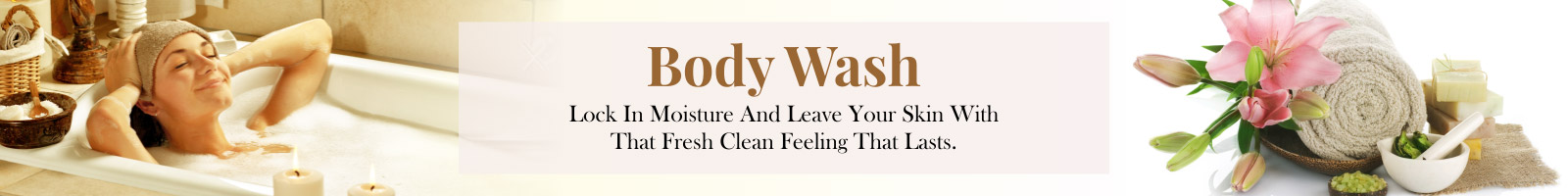 Body Shower /  Wash / Cleanser