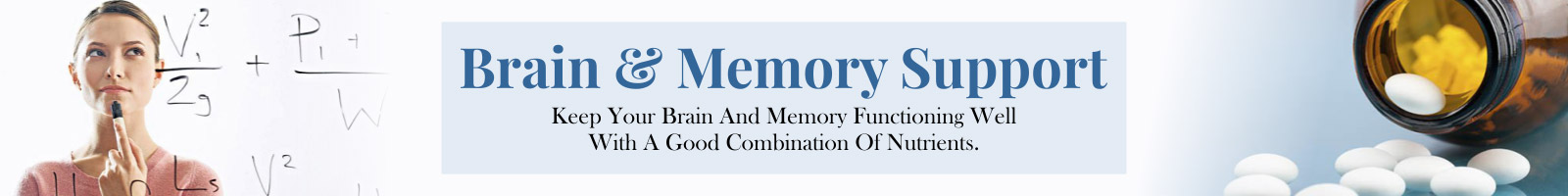 Brain & Memory support