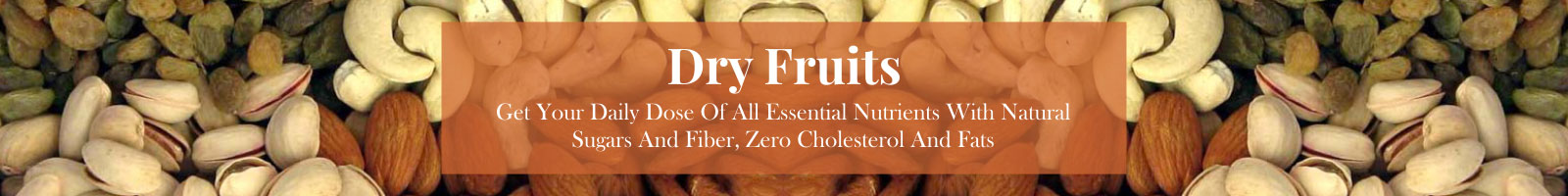 Organic Nuts,Seeds & Dry Fruits