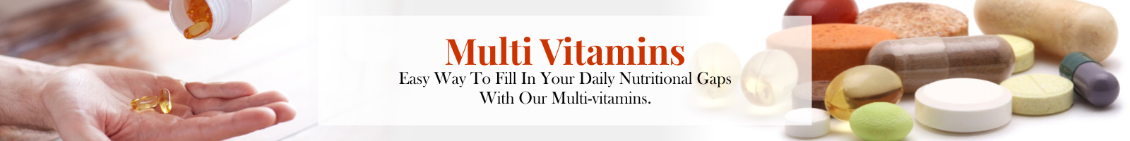 Daily Multi Vitamins