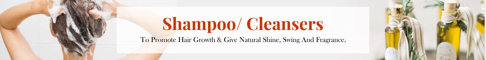 Shampoo/ Cleansers