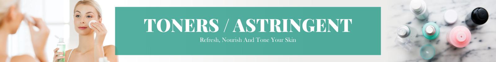 Toners & Astringents