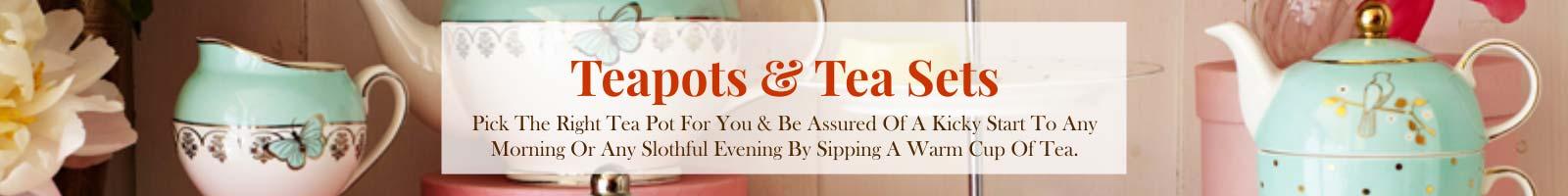 Teapots & Teasets