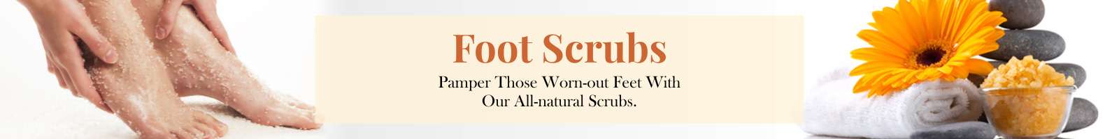 Foot Scrubs & Scrubbers