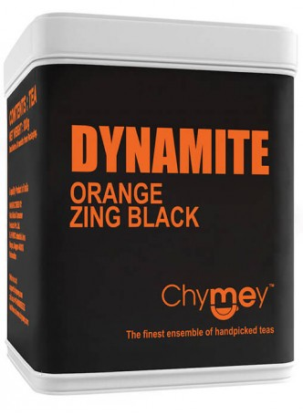 Chymey Dynamite Orange Zing Black Tea
