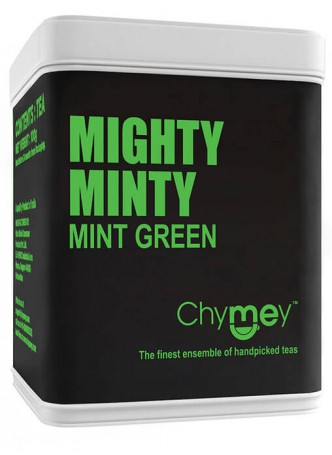 Chymey Mighty Minty Green Tea