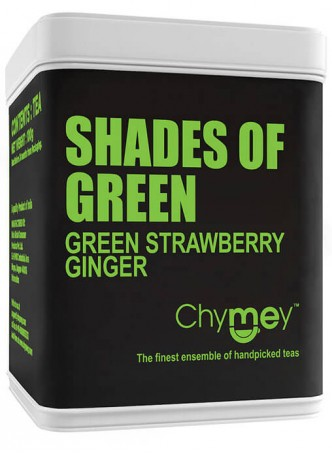 Chymey Shades of Green (Strawberry Ginger) Green Tea