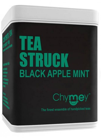 Chymey Tea Struck (Apple Mint) Black Tea