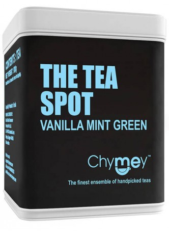 Chymey The Tea Spot (Vanilla Mint) Green Tea