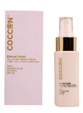 Coccoon Eternal Youth All In One Smart Cream + BB + CC + Photo Defence