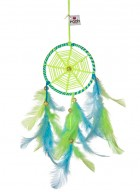 Dream Catcher by Rooh-Neon Green and Blue