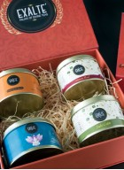 Exalté Tea Festive Gift Box Orange