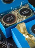 Exalté Tea Festive Gift Box Blue