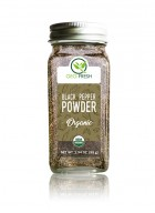 Geo-Fresh Organic Black Pepper Powder ( 55 grams )