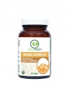 Geo-Fresh Organic Boswellia Tablets ( 90 Tablets ) - 450 mg - USDA Certified
