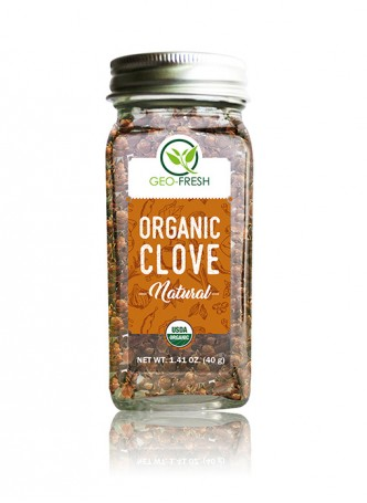 Geo-Fresh Organic Clove Powder ( 45 grams )