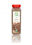 Geo-Fresh Organic Cumin Whole ( 425 grams )