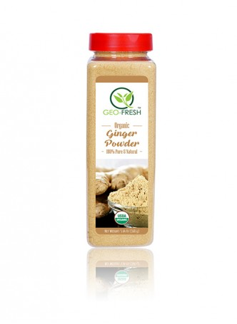 Geo-Fresh Organic Ginger Powder ( 160 grams )