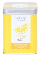 Gardner Street Pyramid Tea Bag  - Lemon Aid (Green Tea with Lemon)